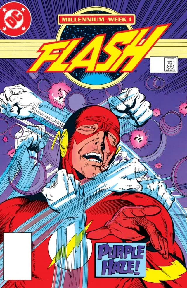 The Flash (1987-2009) #8