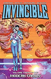 Invincible Tome 21: Modern Family