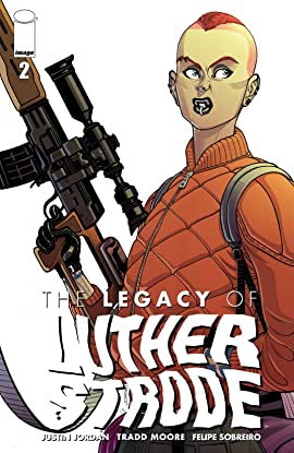 The Legacy of Luther Strode #2