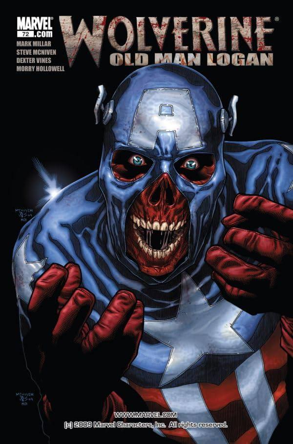 Wolverine (2003-2009) #72