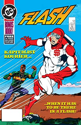 The Flash (1987-2009) #12