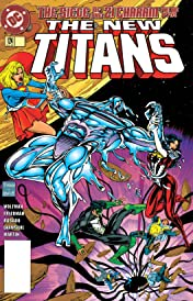 The New Titans (1984-1996) #124