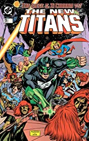 The New Titans (1984-1996) #125