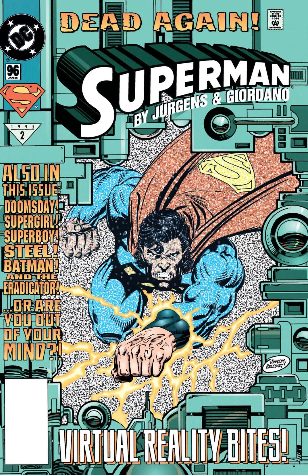 Superman (1987-2006) #96