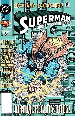 Superman (1987-2006) No.96