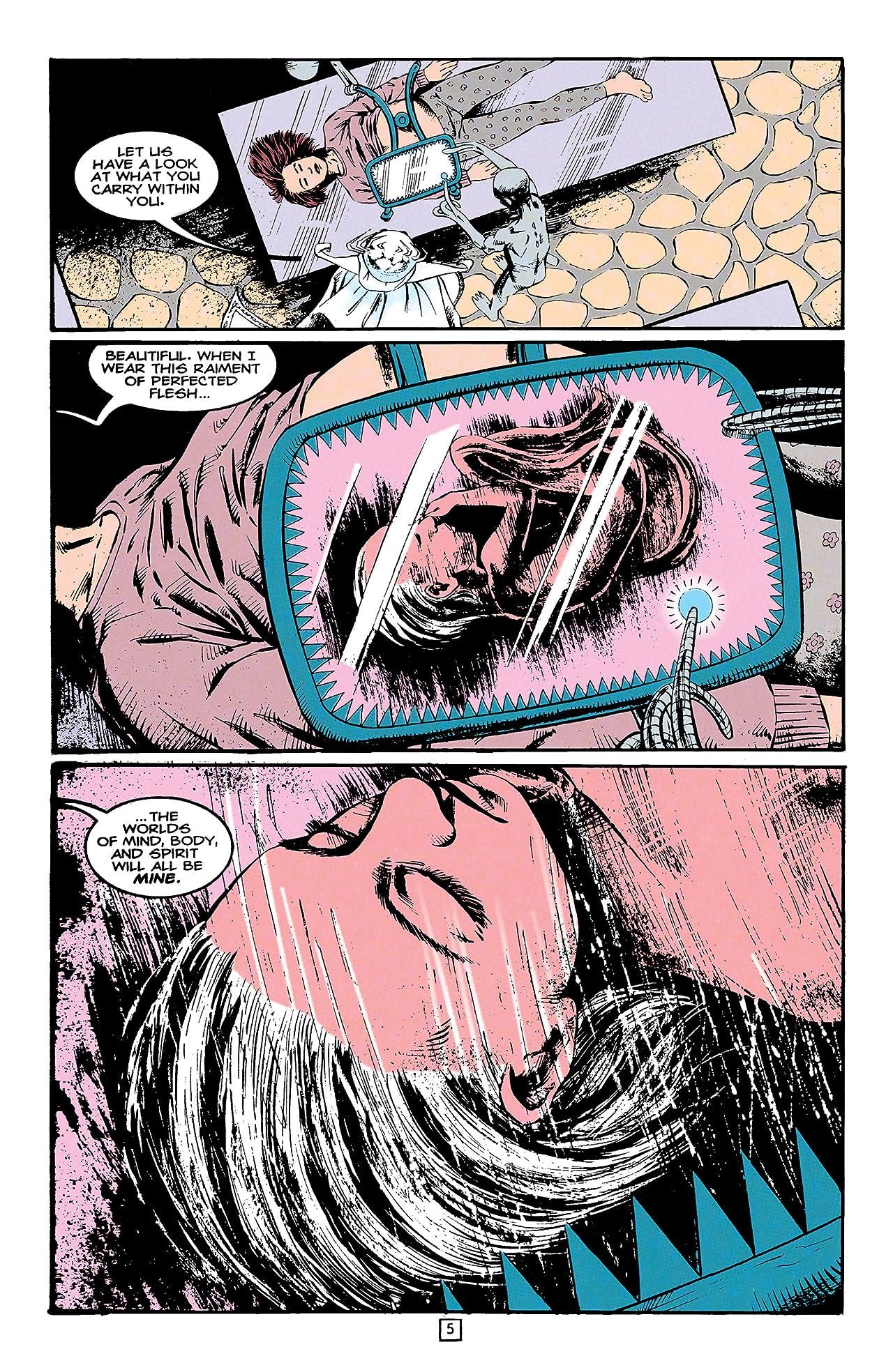 Animal Man (1988-1995) #89