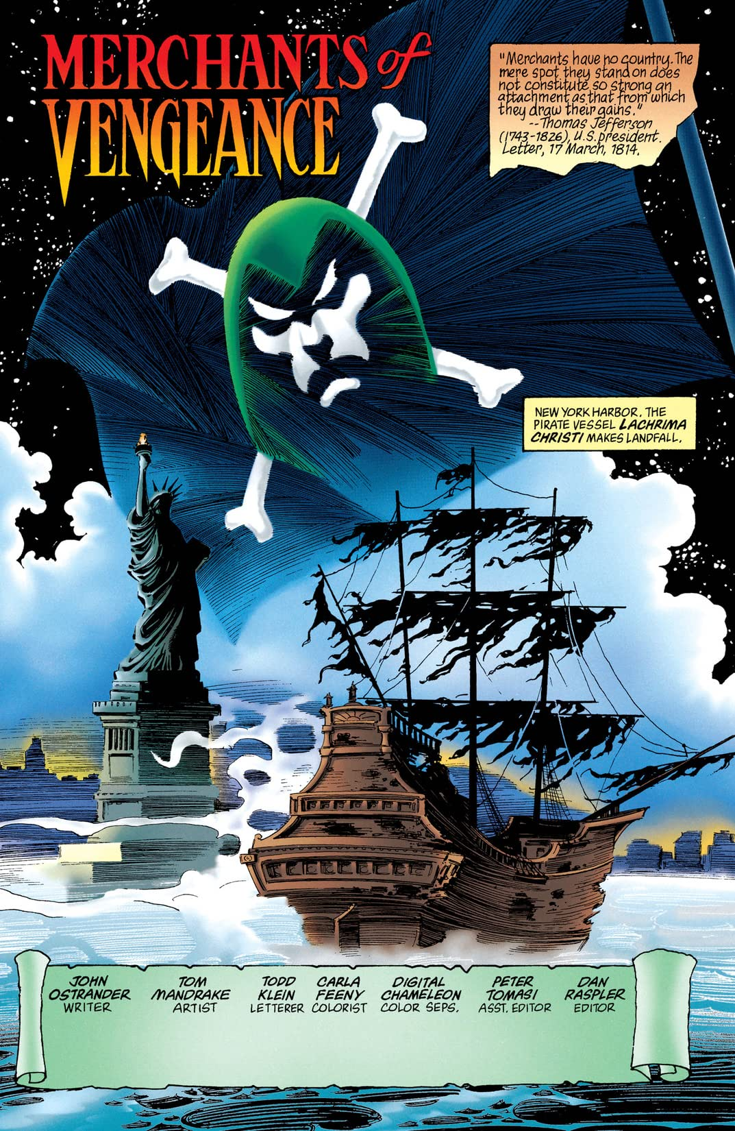 The Spectre (1992-1998) #41