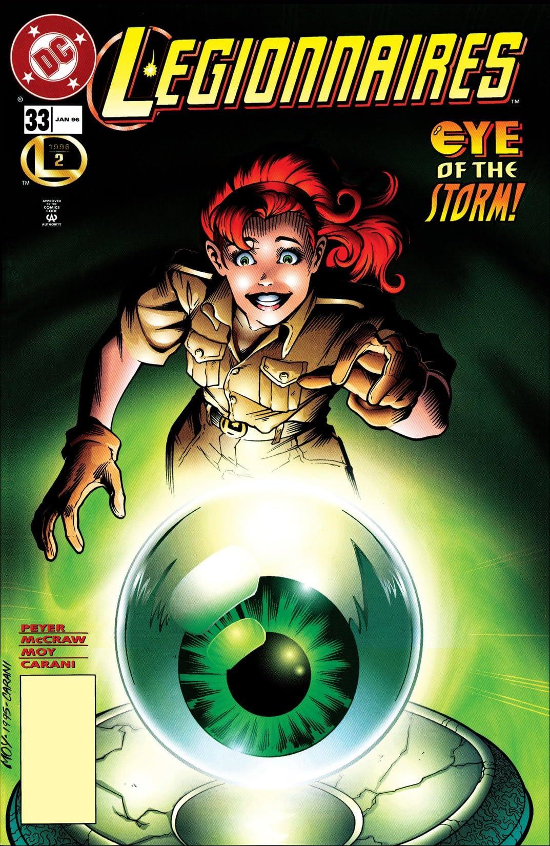 Legionnaires (1993-2000) #33