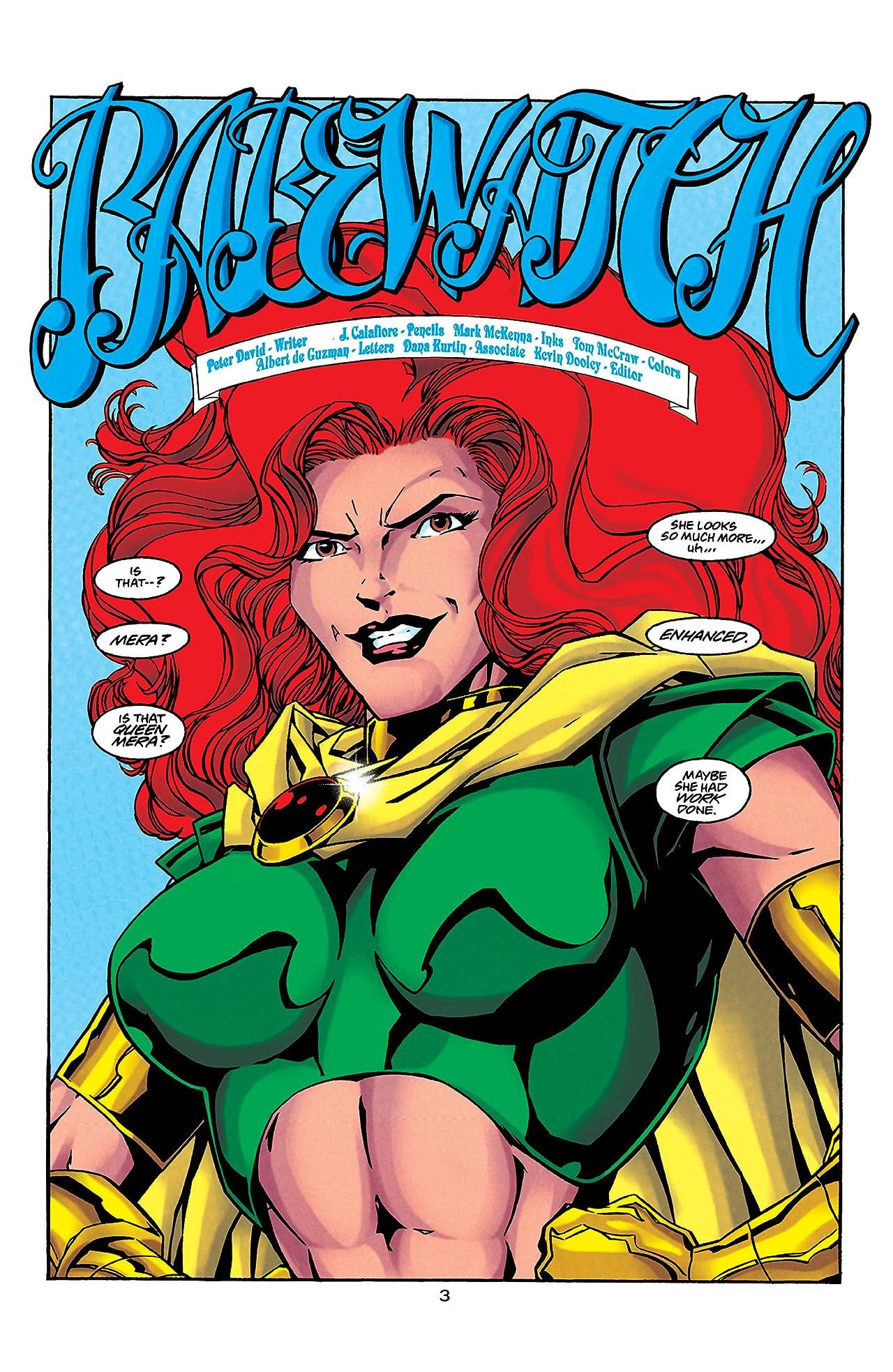 Aquaman (1994-2001) #41