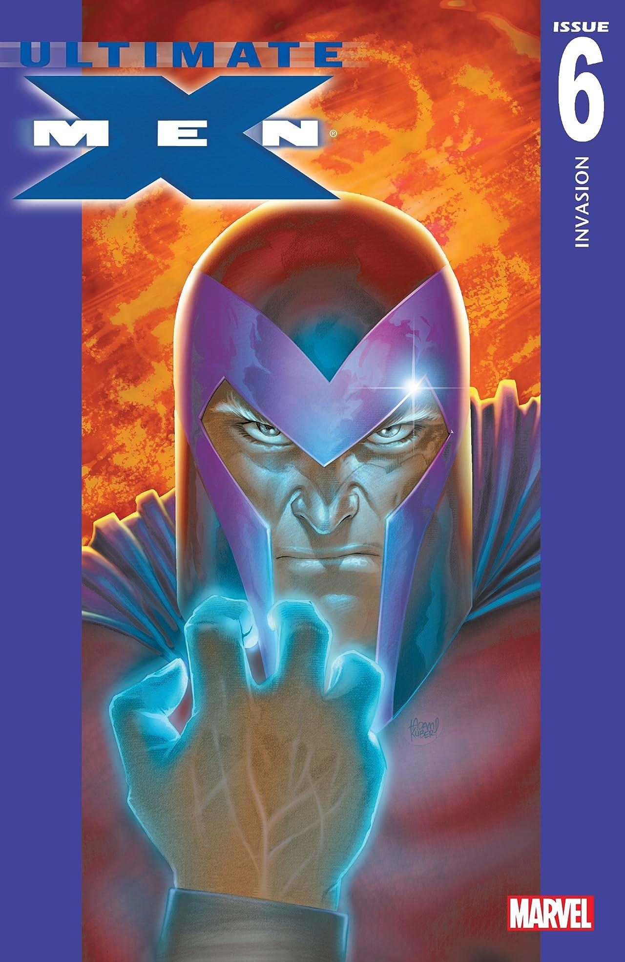 Ultimate X-Men #6