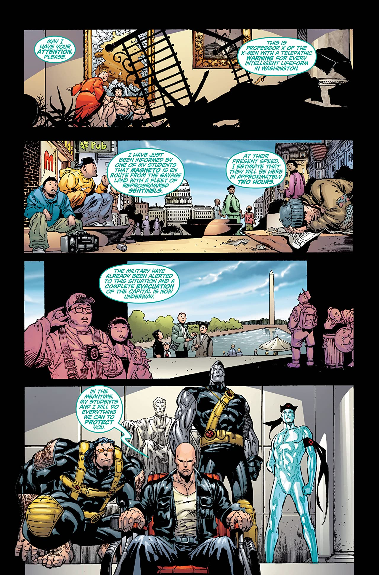 Ultimate X-Men #6