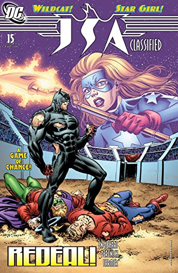 JSA: Classified #15