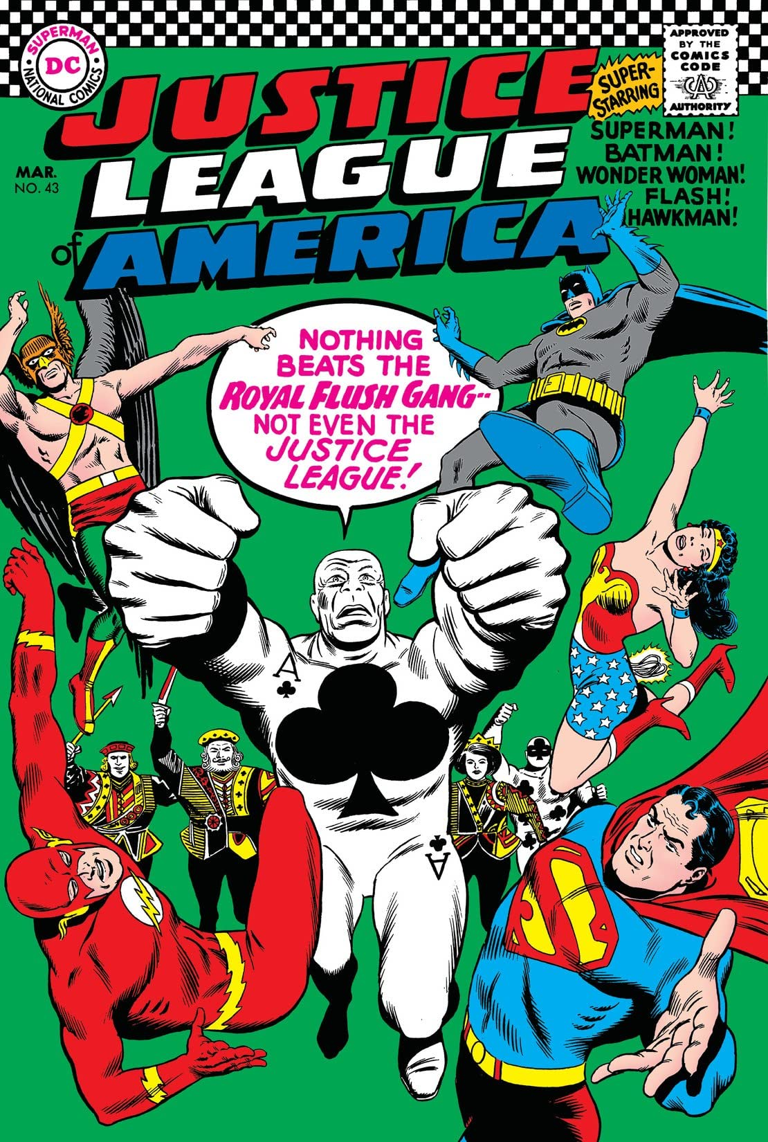 Justice League of America (1960-1987) #43