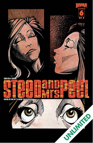 Steed and Mrs. Peel #6 (of 6)