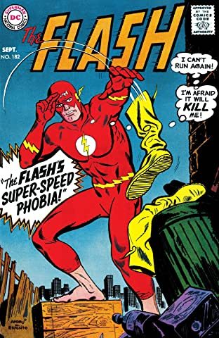 The Flash (1959-1985) #182