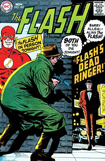 The Flash (1959-1985) #183