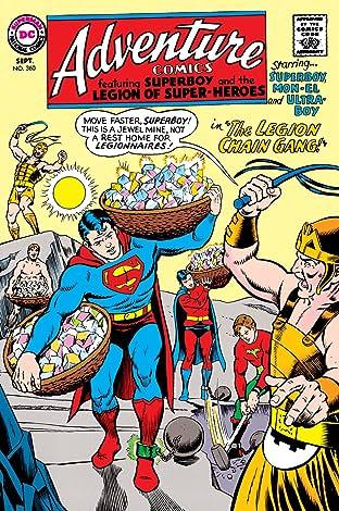 Adventure Comics (1935-1983) #360