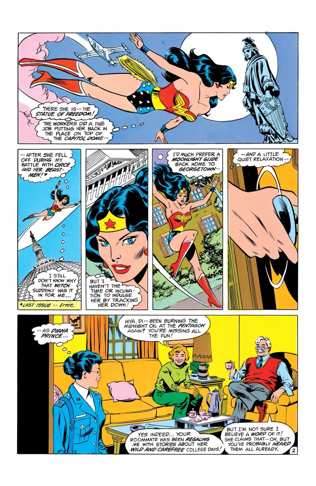 Wonder Woman (1942-1986) #306