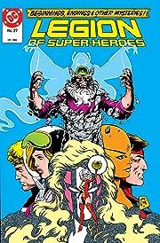 Legion of Super-Heroes (1984-1989) #27