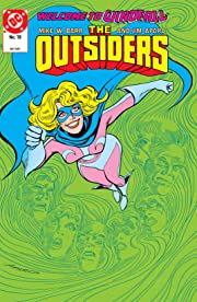 The Outsiders (1985-1988) #19