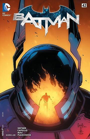 Batman (2011-2016) #42