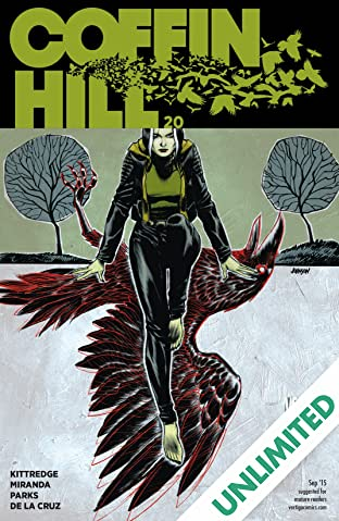 Coffin Hill (2013-2015) #20