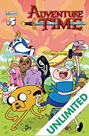 Adventure Time #5