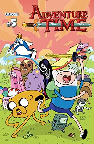 Adventure Time No.5
