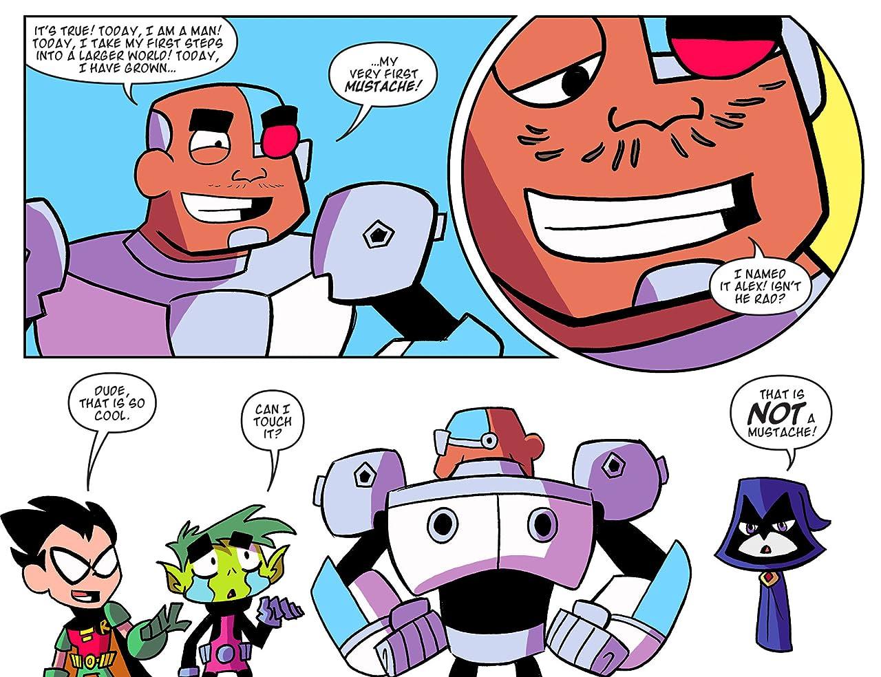 Teen Titans Go! (2013-) #21