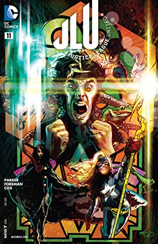 Justice League United (2014-) #11