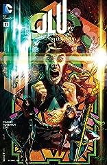 Justice League United (2014-) #11