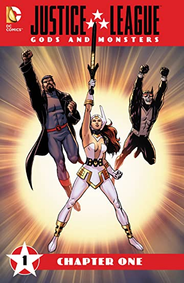 Justice League: Gods & Monsters (2015) #1
