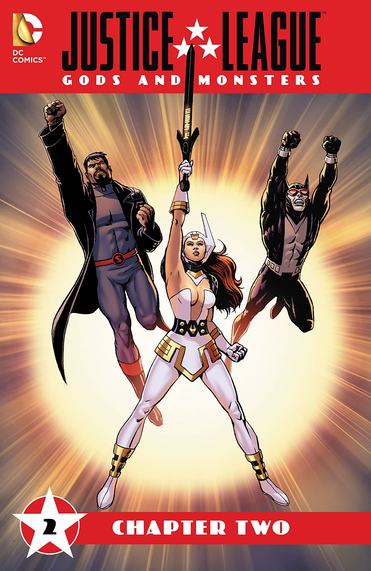 Justice League: Gods & Monsters (2015) #2