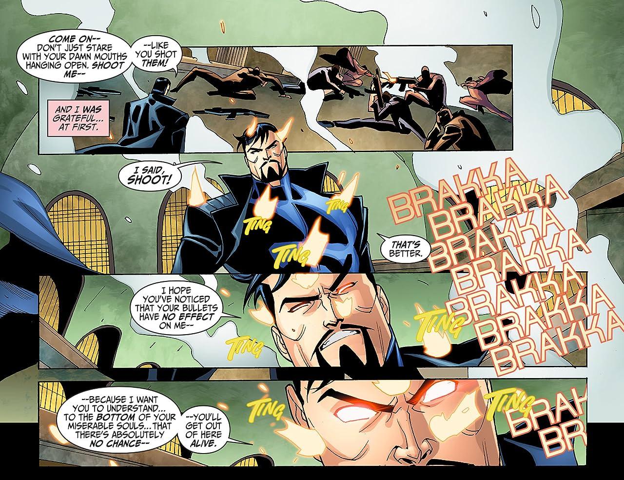 Justice League: Gods & Monsters (2015) #2