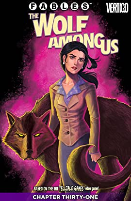 Fables: The Wolf Among Us No.31
