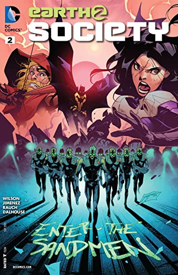 Earth 2: Society (2015-2017) #2
