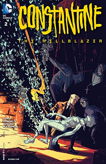 Constantine: The Hellblazer (2015-2016) #2