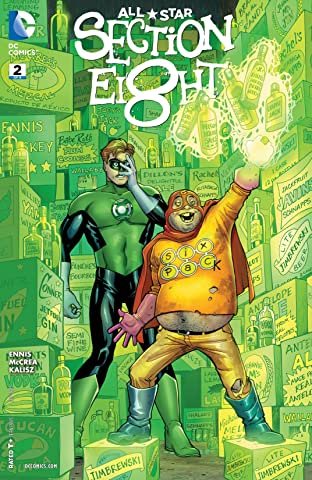 All-Star Section Eight (2015) No.2