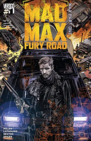 Mad Max: Fury Road (2015) #1