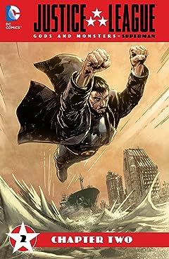 Justice League: Gods & Monsters - Superman (2015) #2