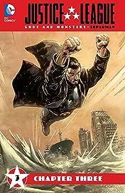 Justice League: Gods & Monsters - Superman (2015) #3