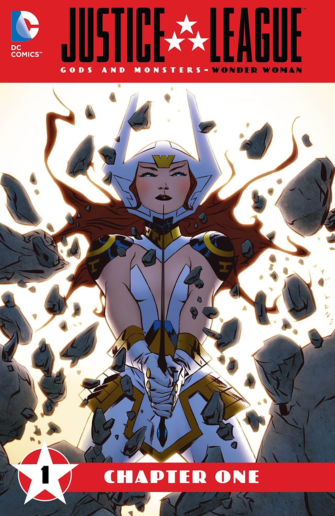 Justice League: Gods & Monsters - Wonder Woman (2015) #1