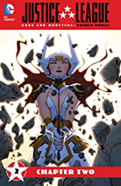Justice League: Gods & Monsters - Wonder Woman (2015) #2