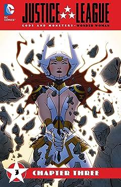 Justice League: Gods & Monsters - Wonder Woman (2015) #3
