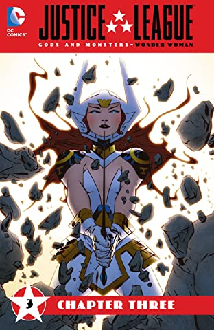 Justice League: Gods & Monsters - Wonder Woman (2015) #3
