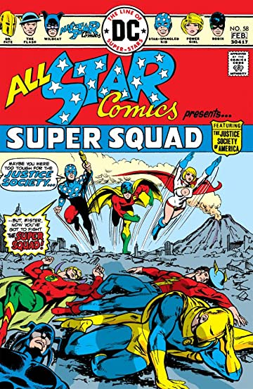 All-Star Comics #58