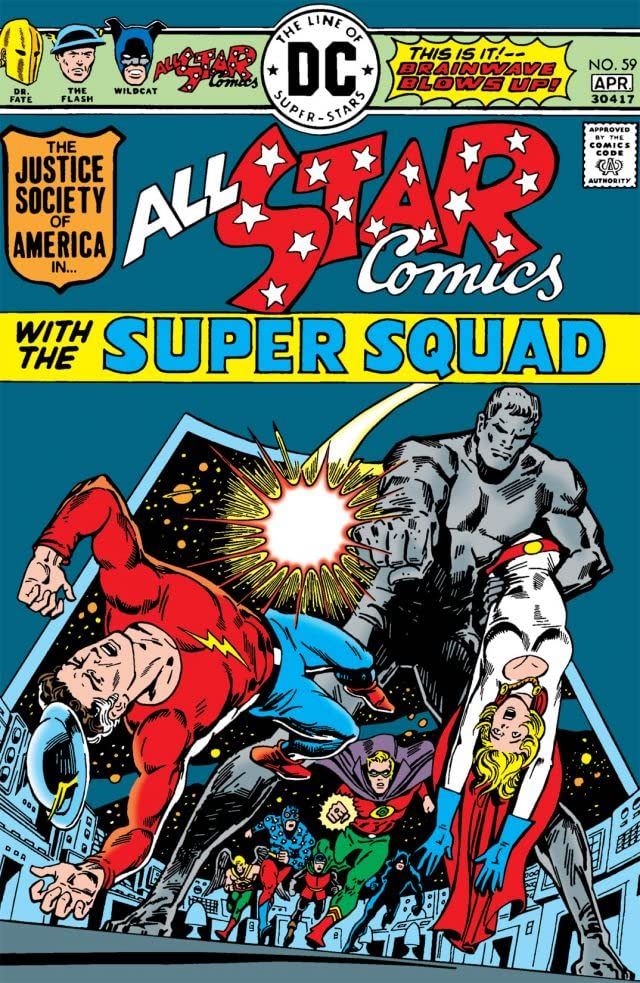 All-Star Comics #59