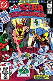 All-Star Squadron (1981-1987) #1