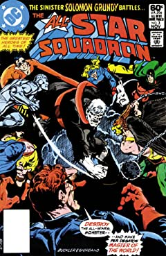 All-Star Squadron (1981-1987) #3