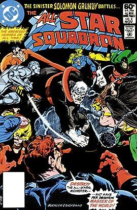 All-Star Squadron (1981-1987) #3